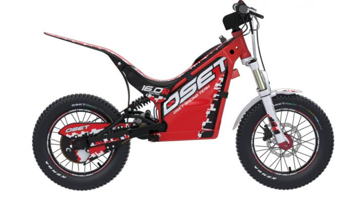Electric Bikes for kids - OSET Electric Bikes - Trials