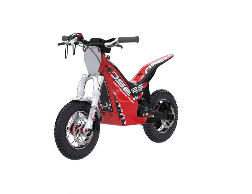 12 5 Racing - OSET Electric Bikes - Trials / Dirt