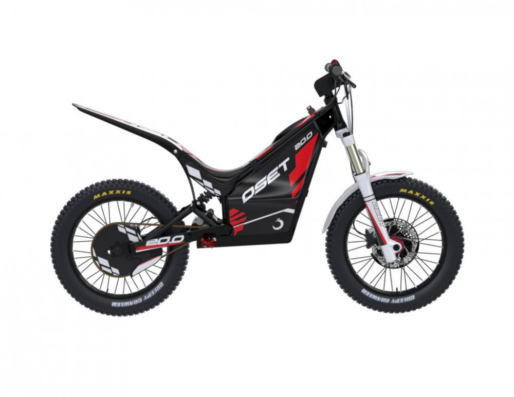 20 0 Eco Oset Electric Bikes Trials Dirt Motocross