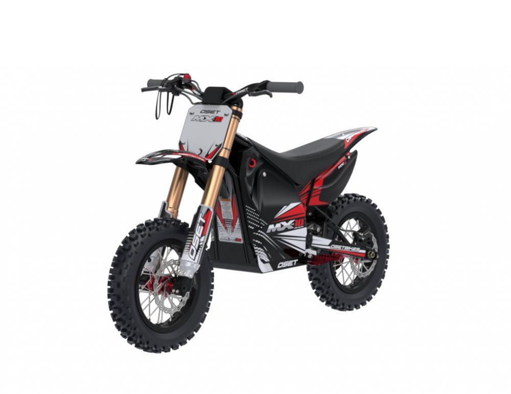 MX-10 - OSET Electric Bikes - Trials / Dirt / Motocross