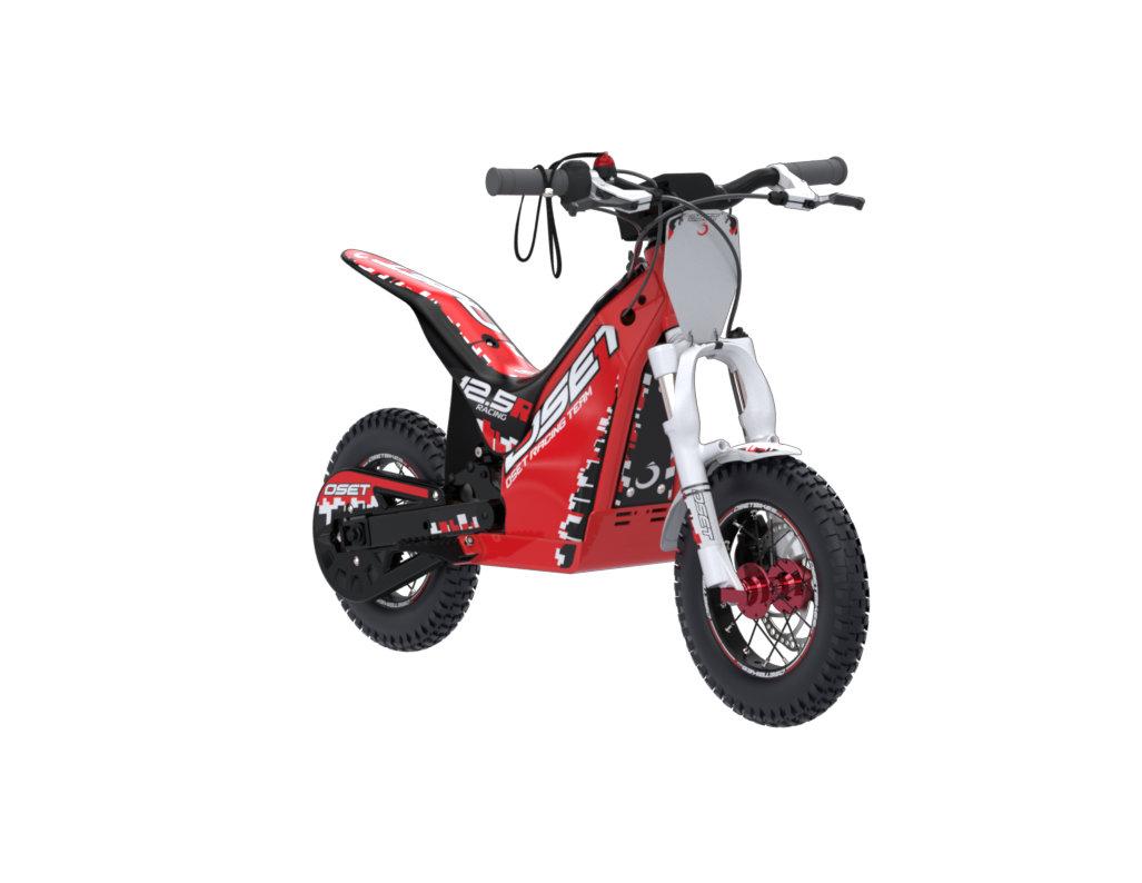12 5 Racing - OSET Electric Bikes - Trials / Dirt / Motocross