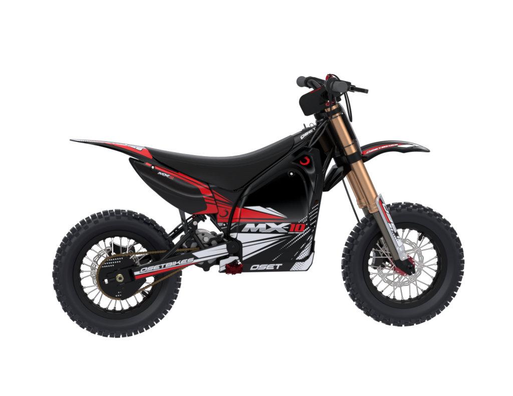 Mx 10 Ages 4 7 Oset Electric Bikes Trials Dirt