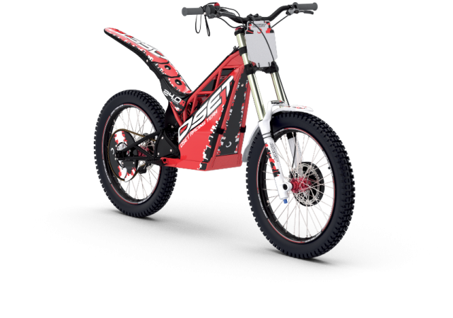 OSET Electric Bikes - Trials / Dirt / Motocross Electric