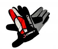 OSET Riding Gloves 'PRO' Range (Black)
